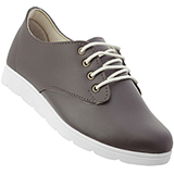 Sapato feminino Ana Julia 5900 Café