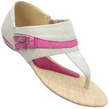 Sandália Ramarim Gelo Pink 1055202