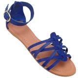 Sandália Azul Ana Julia 2200