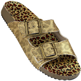 Birken Feminina Glad�s 738 On�a/Ouro