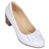 Sapato Feminino Atenas 014 Branco