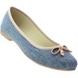 Sapatilha feminina Ana Julia Jeans Azul 2020