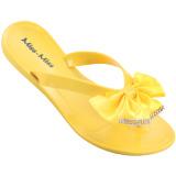 Chinelo Miss-Miss Laço 9710 Amarelo