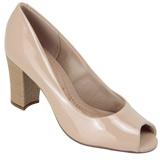 Sapato Peep Toe Beira Rio 4143101