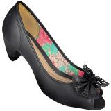 Sapato Feminino Peep Toe Azaleia 113/512