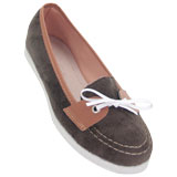 Sapato feminino 1132 Café