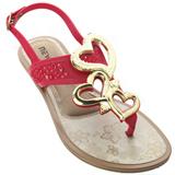 Sandália New Chic vermelha 120211