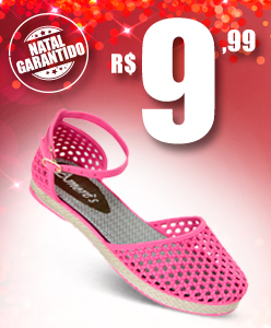Sandália Feminina Amores 050 Pink