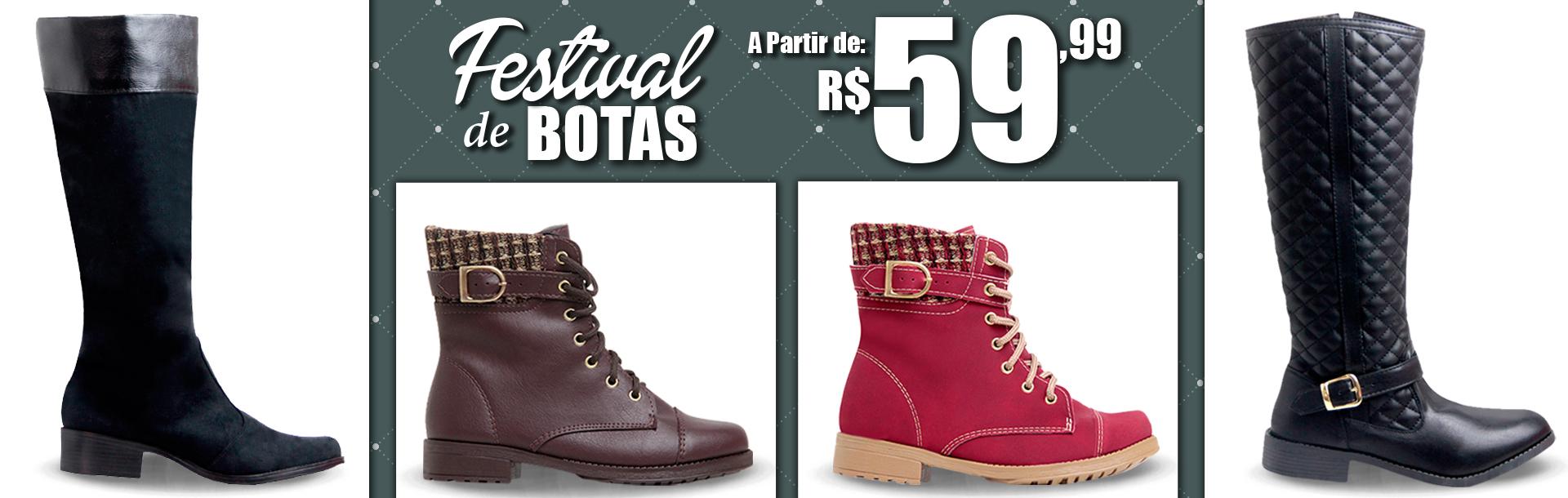 Festival de botas