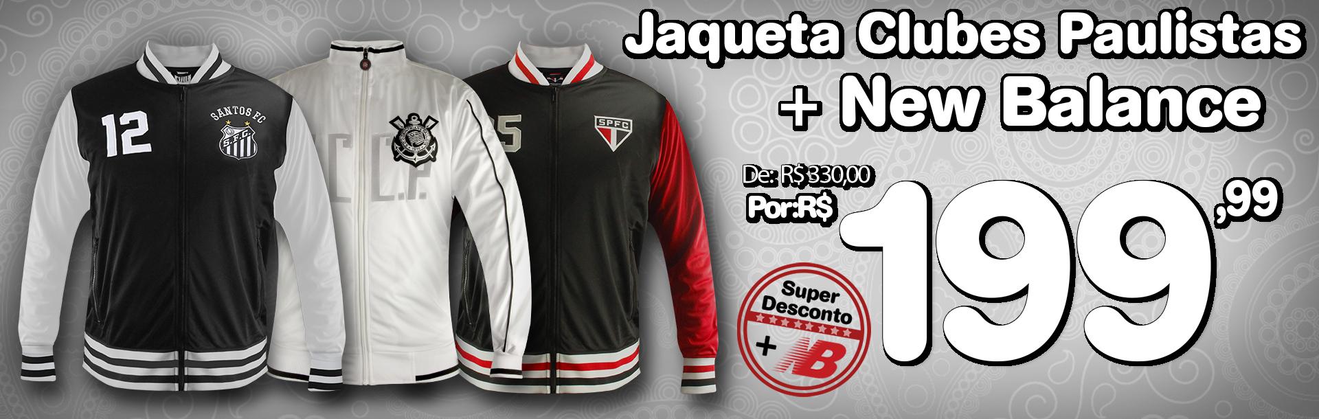 F - H Jaquetas Clubes
