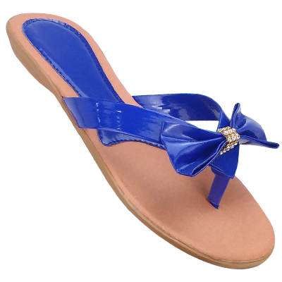 Rasteirinha Ana Julia 1720 Azul