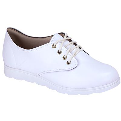 Sapato feminino Ana Julia 5900 Branco