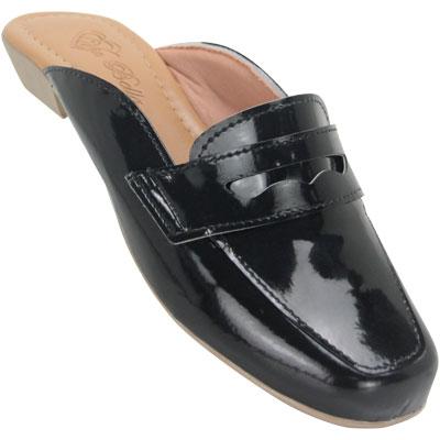 Sapato feminino mule 035 Preto