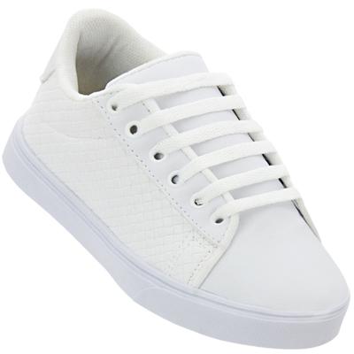 Tênis Feminino Branco 1000