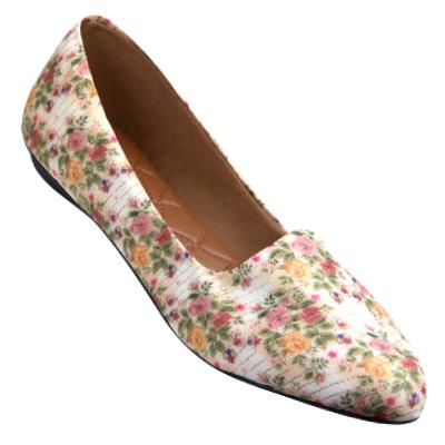 Sapatilha feminina 2108 Floral 207
