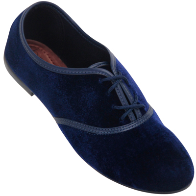 Sapato feminino oxford Beira Rio 4150200 Marinho