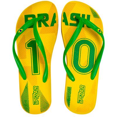 Chinelo Pizzar Brasil