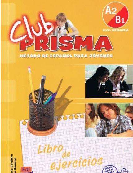Club Prisma A2/B1 Libro de Ejercicios