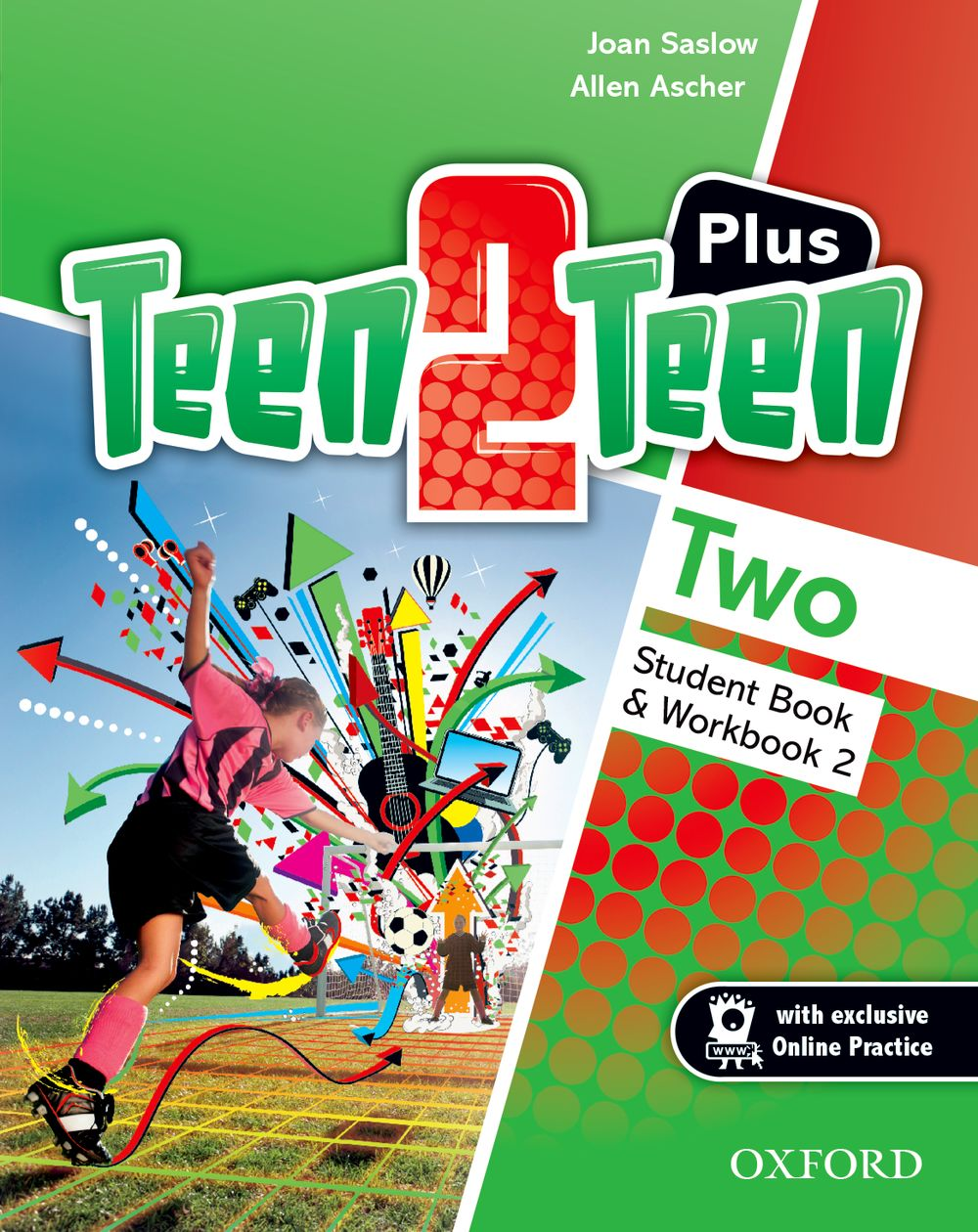 Teen2Teen Two Plus Student Pack