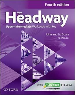 New Headway Upper-Interm WB Anda Ichecker W Key 4ED