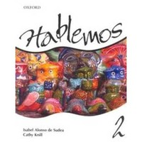 Hablemos - Vol. 2 - Libro del Aluno Con Cuaderno de Ejercicios