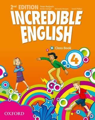 Incredible English 4 Class Book 2Ed