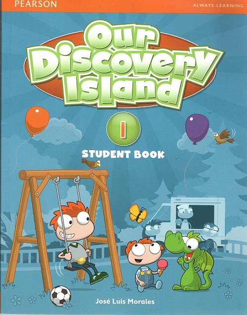 Our Discovery Island 1 SB with WB