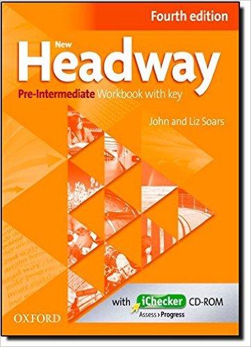 New Headway Pre-Interm WB Anda Ichecker W Key 4ED