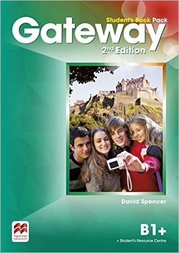 Gateway B1 Plus - Students Books With Workbook