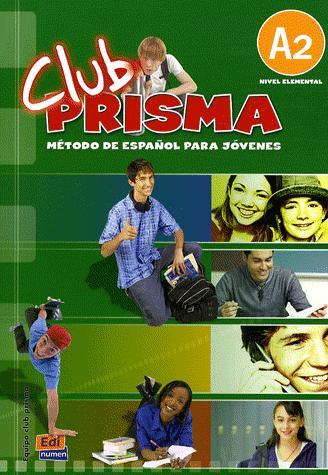 CLUB PRISMA A2 - LIBRO DEL ALUMNO + CD AUDIO