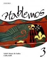 Hablemos - Vol. 3 - Libro del Aluno Con Cuaderno de Ejercicios