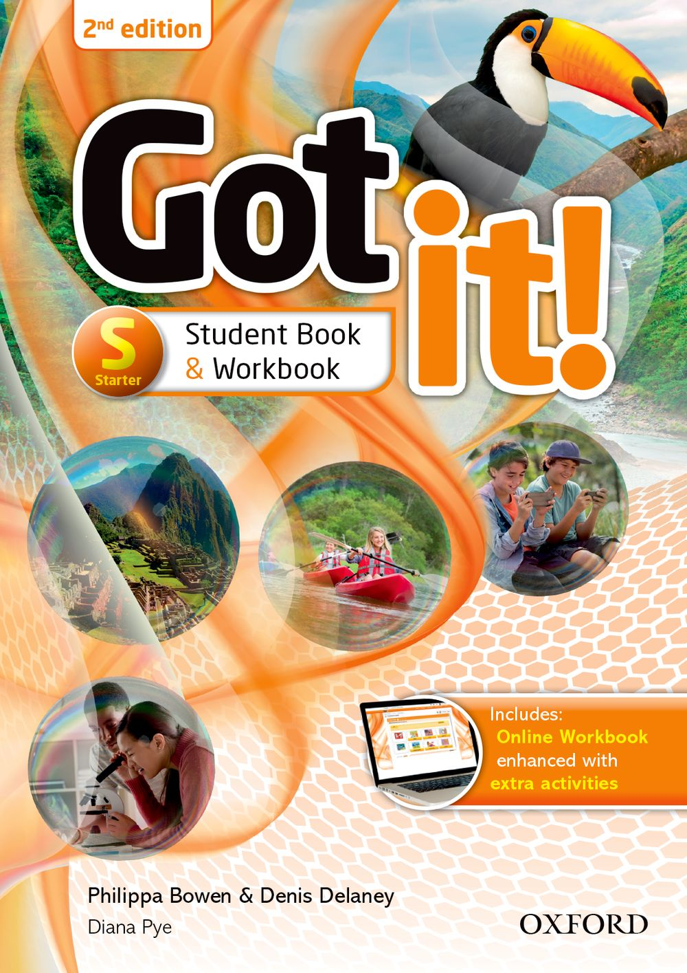 Got it! Starter Student s Pack with Digital Workbook