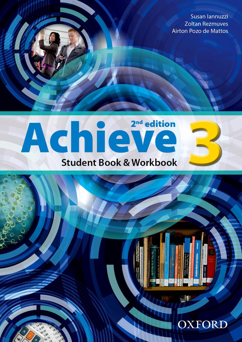 Achieve 3 - Student Book And Workbook - 2ª Ed.