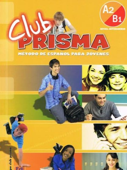 CLUB PRISMA A2/B1 - LIBRO DEL ALUMNO + CD AUDIO