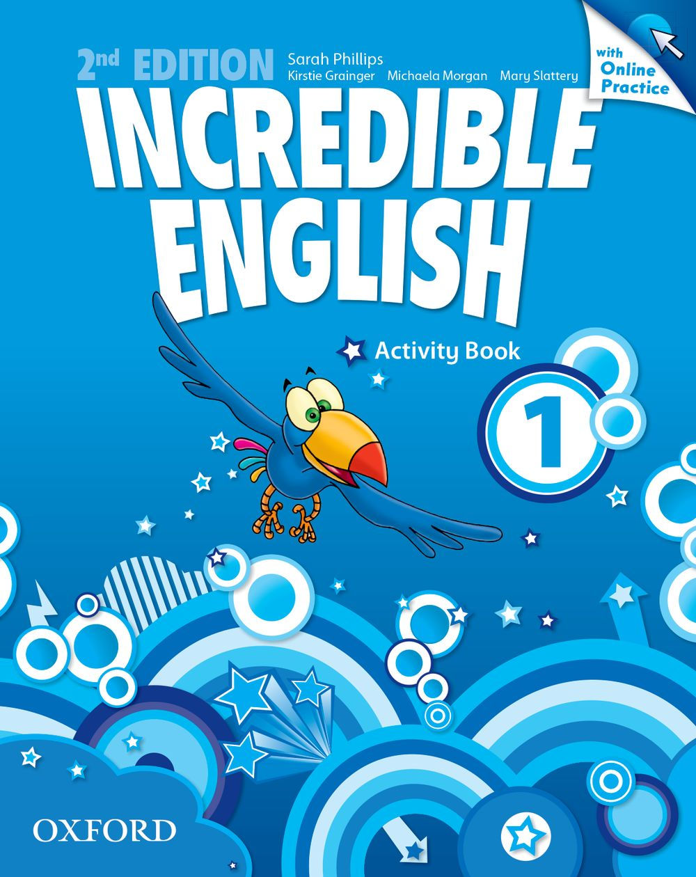 Incredible English 1 Workbook with Online Practice Pack