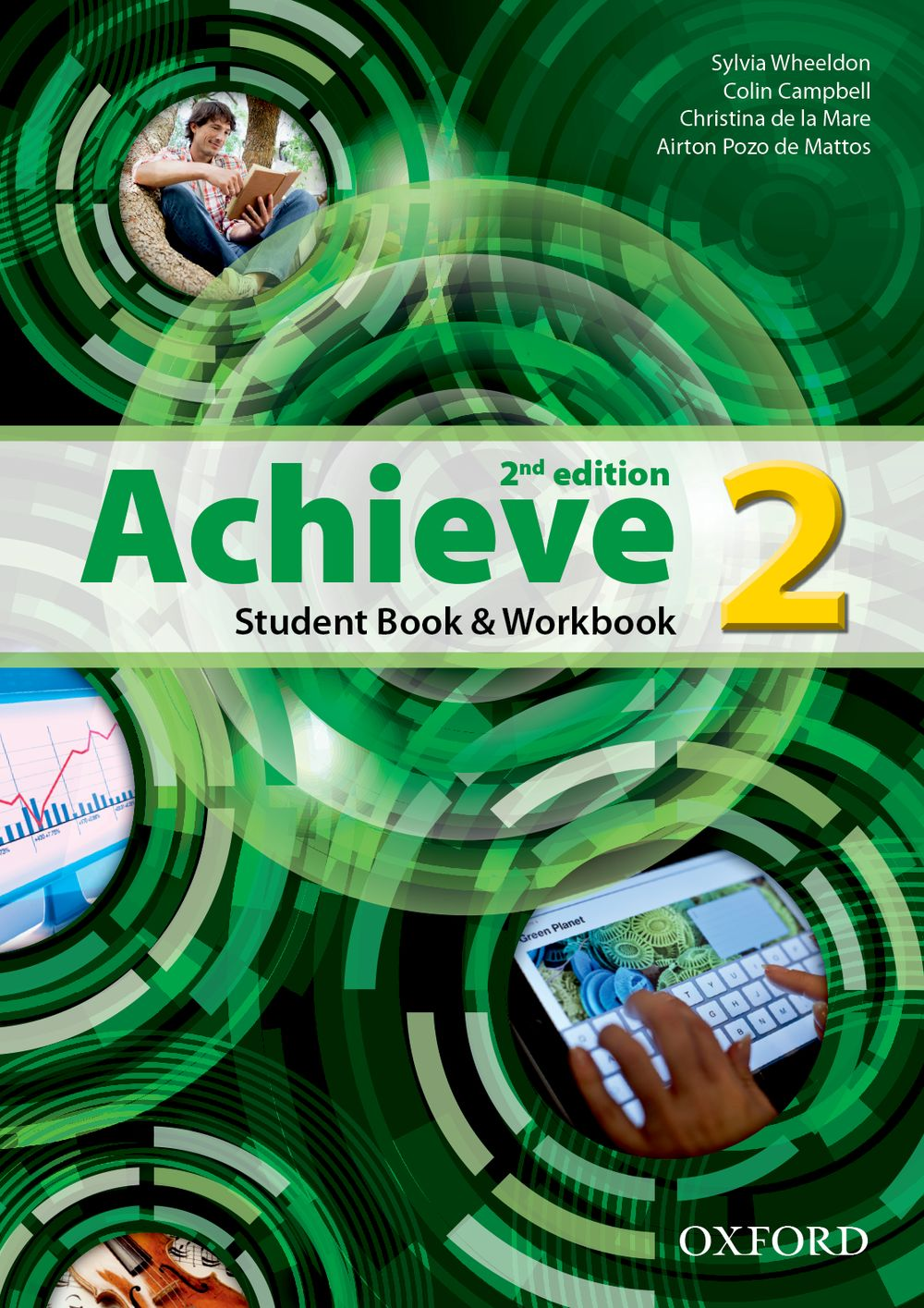 Achieve 2 - Student Book And Workbook - 2ª Ed.