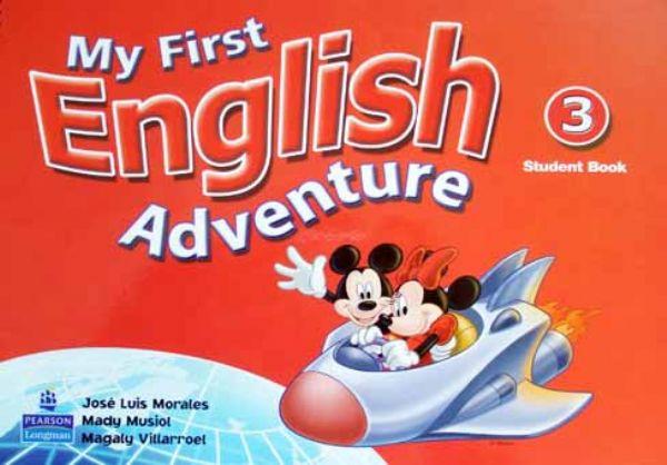 My First English Adventure 3 SB