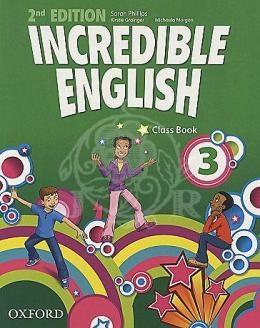 Incredible English 3 Class Book 2Ed