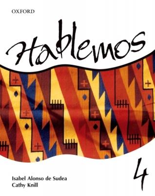Hablemos - Vol. 4 - Libro del Aluno Con Cuaderno de Ejercicios