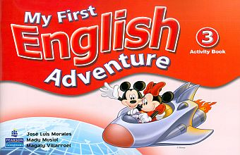 My First English Adventure 3 WB