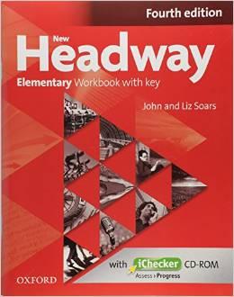New Headway Elementary WB Anda Ichecker W Key 4ED