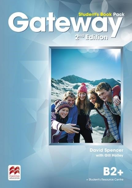 Gateway B2 Plus - Students Books With Workbook
