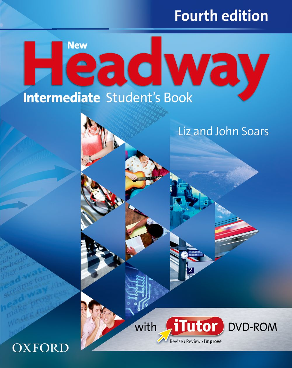 New Headway Intermediate B1 Student s Book and iTutor Pack