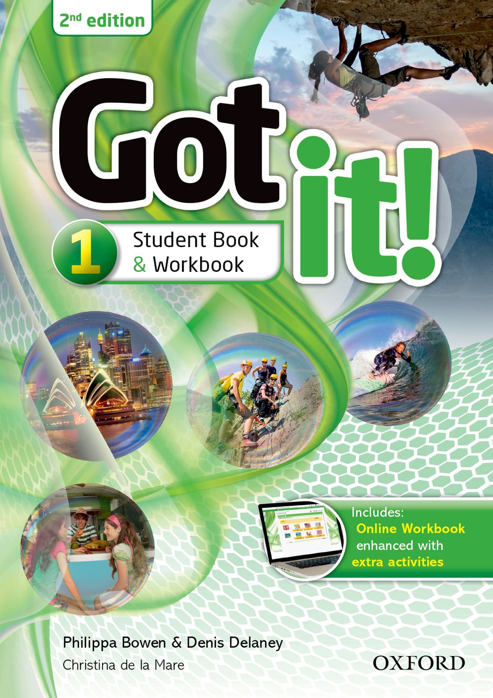 Got it! Level 1 Student s Pack with Digital Workbook