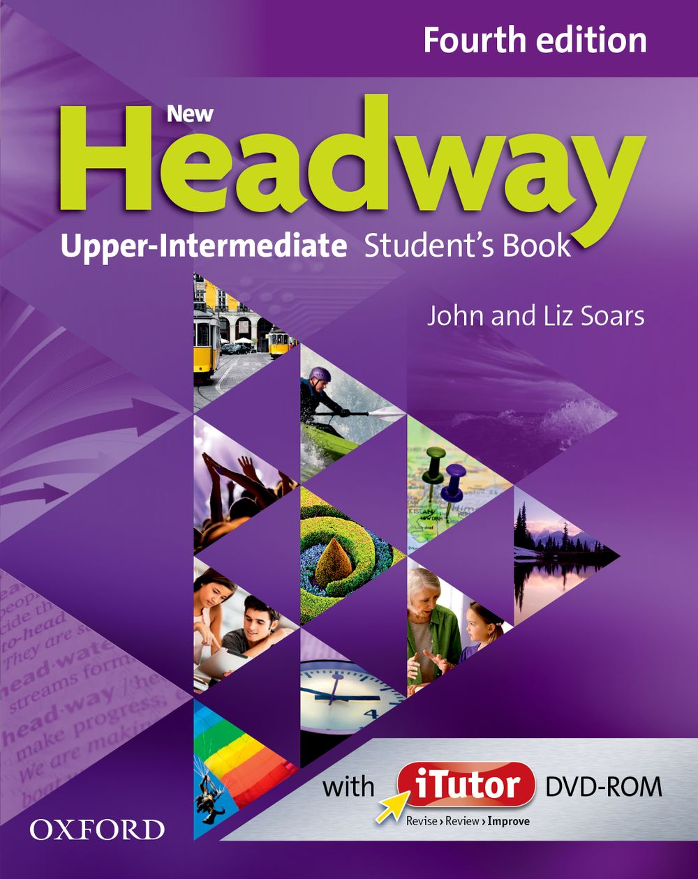 New Headway Upper-Intermediate B2 Student s Book and iTutor Pack