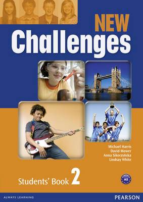 NEW CHALLENGES 2 SB W/ ACTIVE BOOK 2E