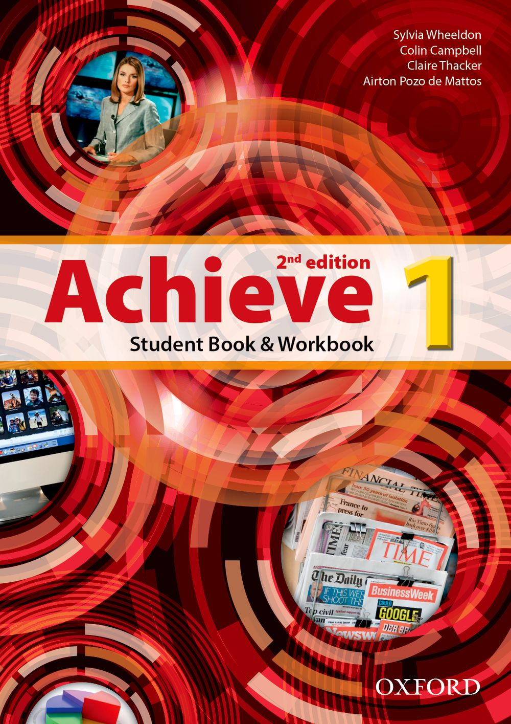 Achieve 1 - Student Book And Workbook - 2ª Ed.