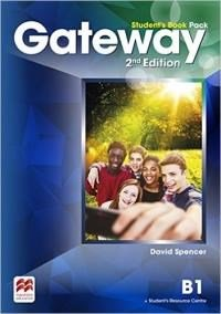 Gateway B1 - Students Books With Workbook