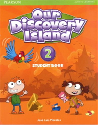 Our Discovery Island 2 SB with WB