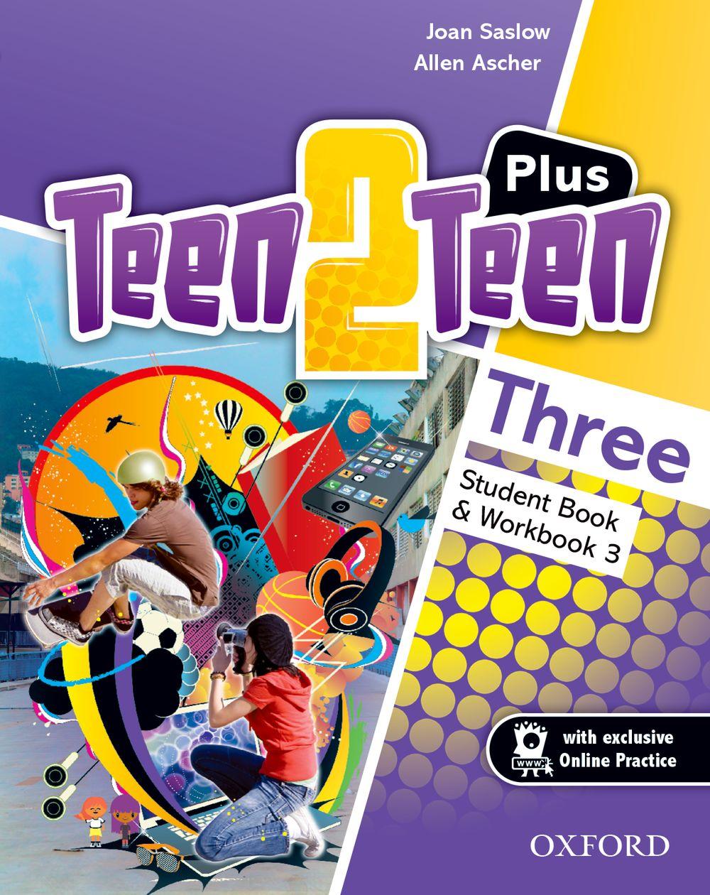 Teen2Teen Three Plus Student Pack